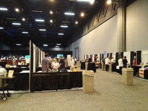 Charleston convention services and trade show decoration