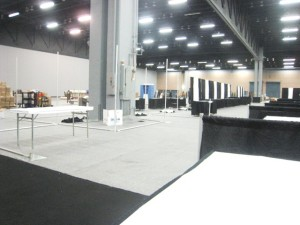 Charlotte convention services and trade show decoration