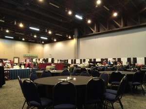 Montgomery convention services and trade show decoration