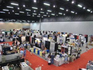 planning and hosting an Atlanta trade show